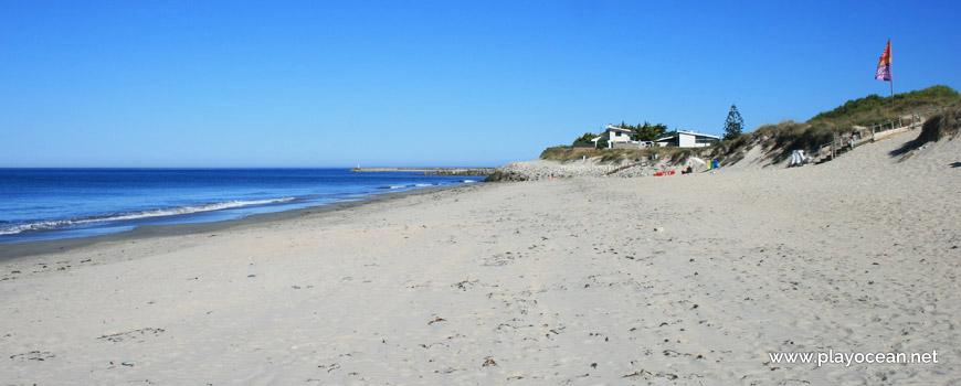 North of Praia de Castelo do Neiva Beach