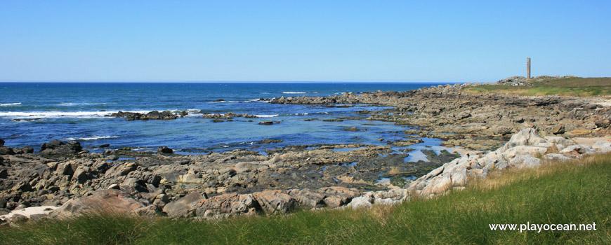 Rocks, Praia de Fornelos e Promontório de Montedor Beach