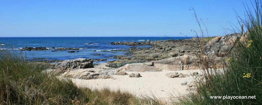 Acesso à Praia de Fornelos e Promontório de Montedor