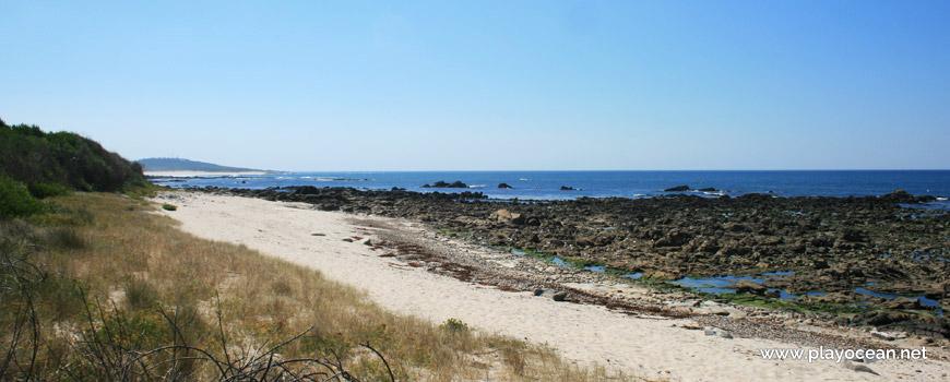 Rocks at Praia da Gelfa Beach