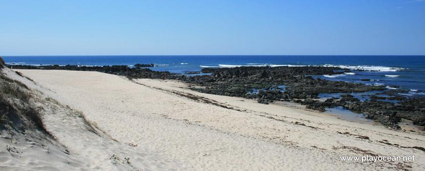 Praia da Ínsua Beach
