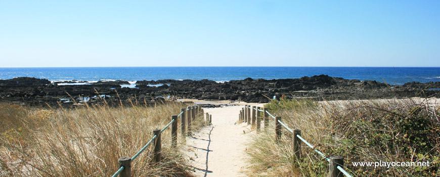 Access, Praia do Lumiar Beach