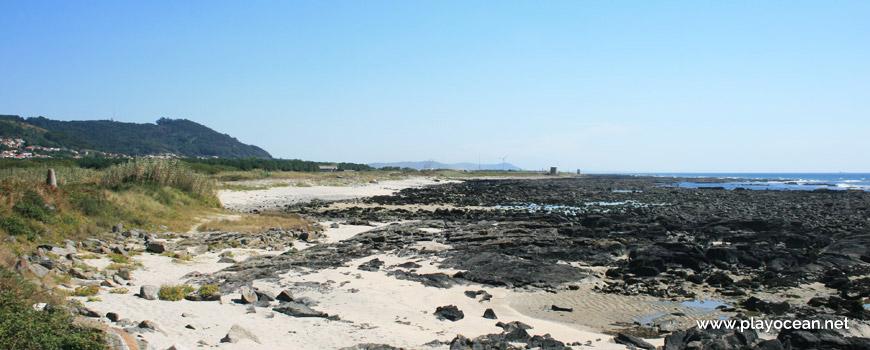 South at Praia do Marco Branco Beach