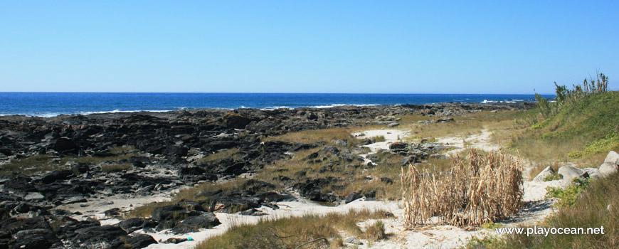 Rochas, Praia do Marco Branco