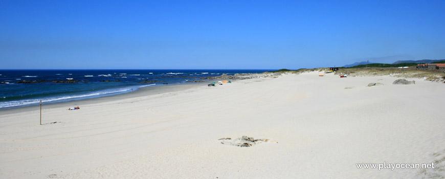 Norte da Praia de Paçô