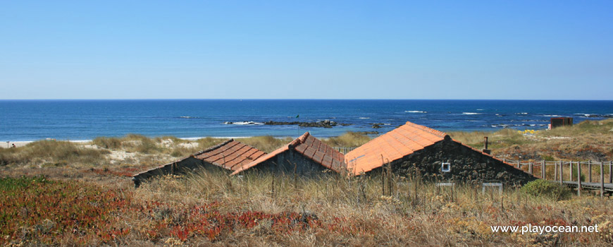 Casas na Praia de Paçô
