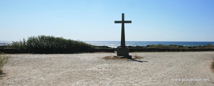 Entrada para a Praia do Porto de Vinha