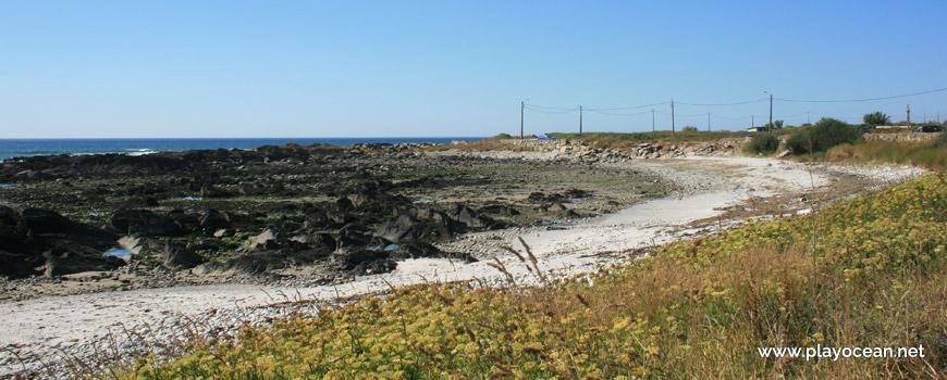 Praia do Porto de Vinha Beach