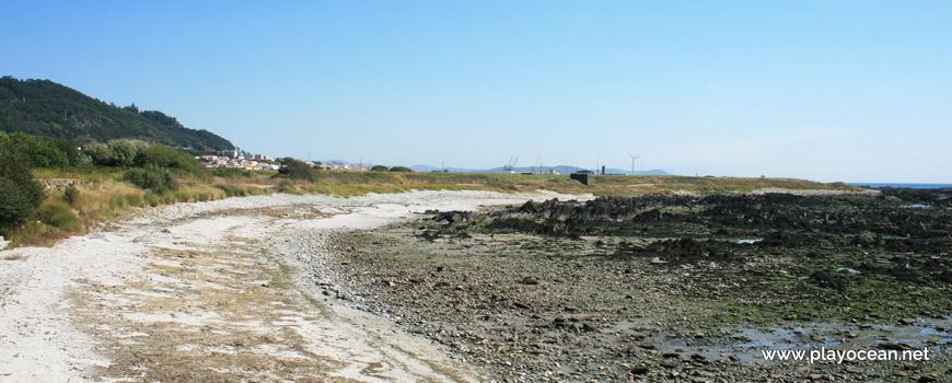 Sul da Praia do Porto de Vinha