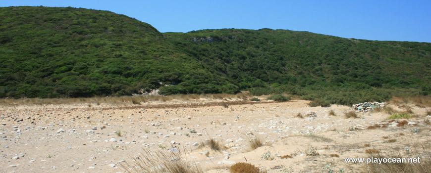 Ribeira de Benaçoitão seca