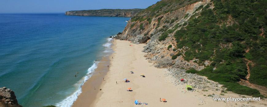 Vila Do Bispo Portugal  city pictures gallery : Praia da Figueira em Budens, Vila do Bispo • Portugal