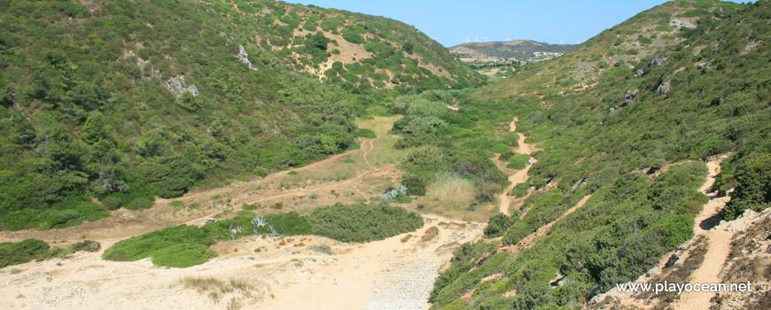 Montes na Praia da Figueira