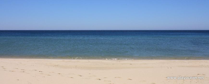 Mar na Praia da Figueira