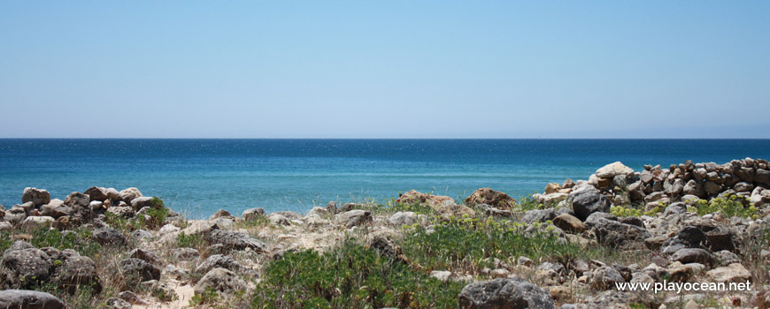 Calhaus na Praia da Figueira