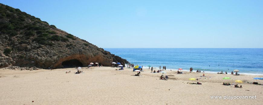 Cave of Praia das Furnas Beach