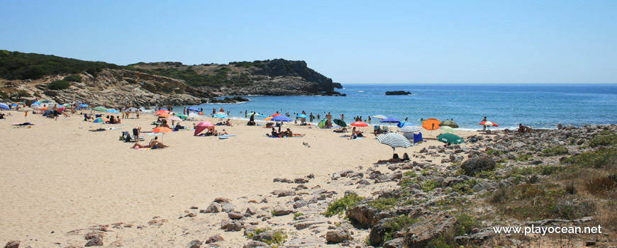 Praia da Ingrina Beach