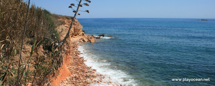 Falésia na Praia do Martinhal
