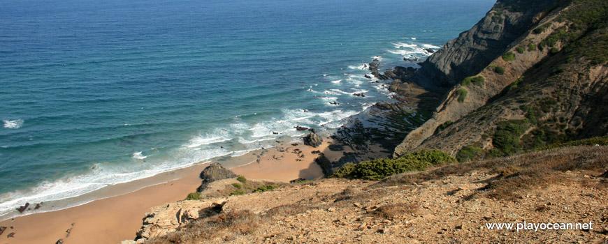 Norte na Praia dos Mouranitos