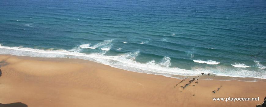 Beira-mar na Praia dos Mouranitos