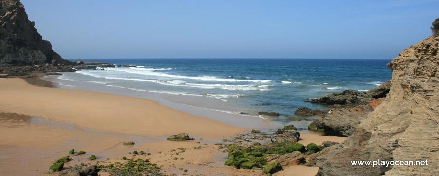 Mar na Praia da Murração