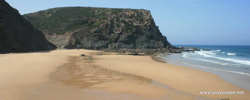 Sul na Praia da Murração