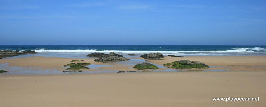 Beira-mar na Praia da Murração