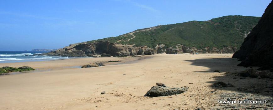Norte na Praia da Murração