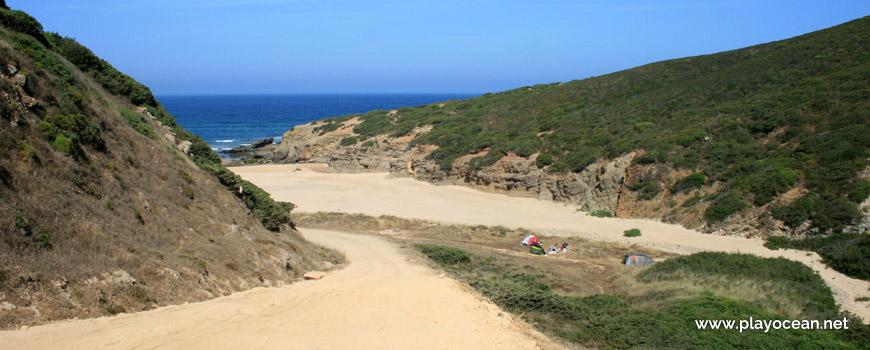 Acesso à Praia da Murração