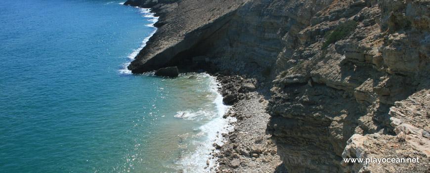Beira-mar na Prainha das Poças