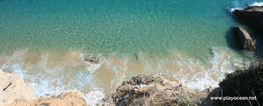 Mar na Prainha das Poças