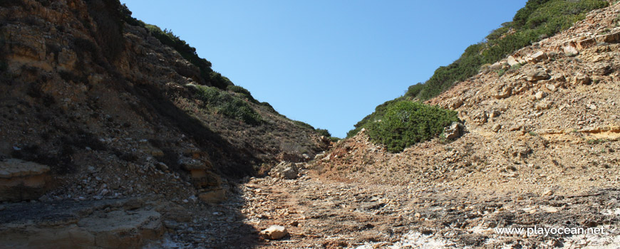 Colinas, Praia da Santa