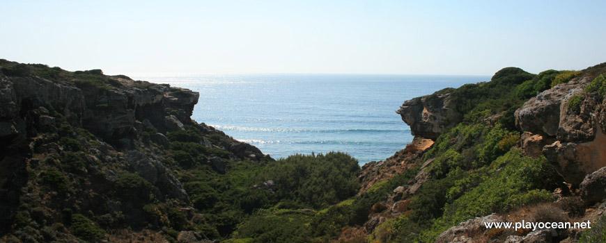 Oeste, Praia do Telheiro
