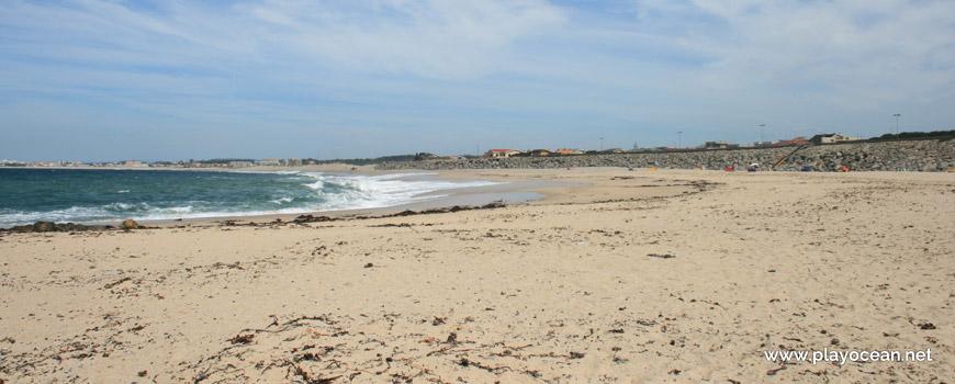 Norte da Praia da Areia