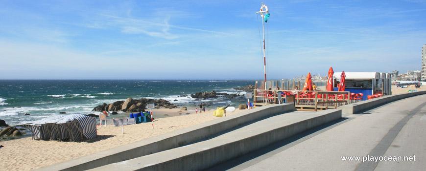 Concessão, Praia Azul