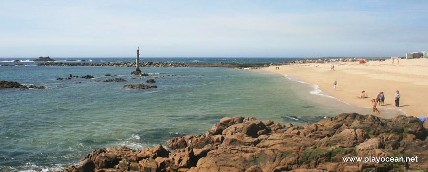 Bathing area, Praia dos Barcos Beach
