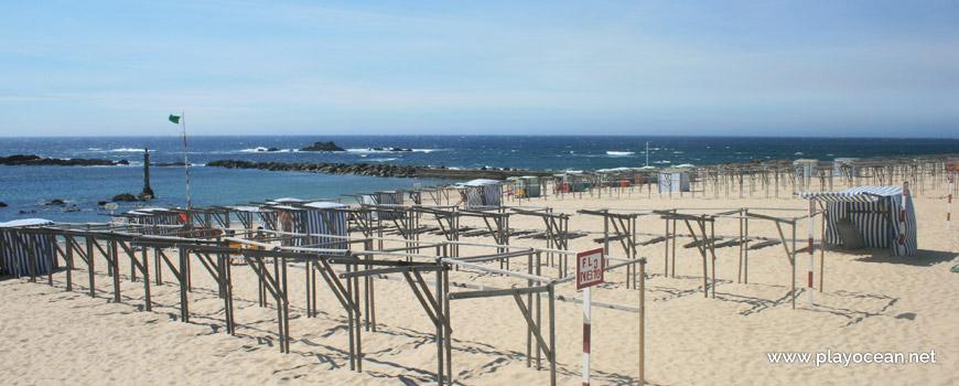 Barracks at Praia dos Barcos Beach