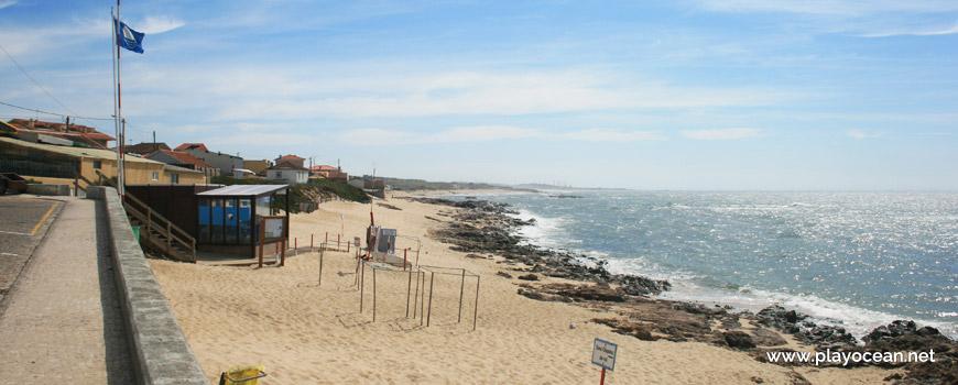 South of Praia da Congreira Beach