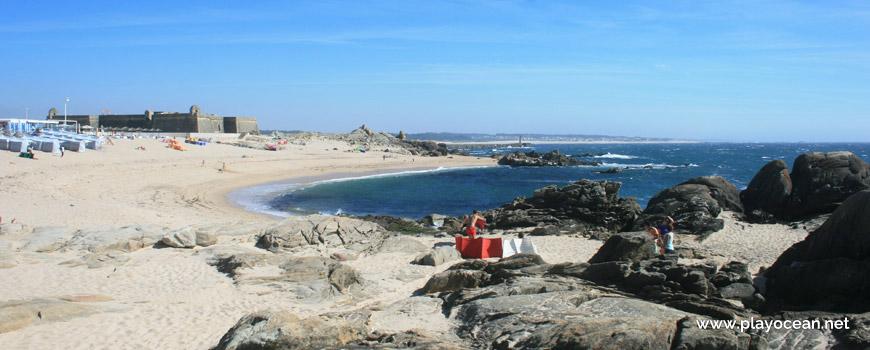 South of Praia do Forno Beach