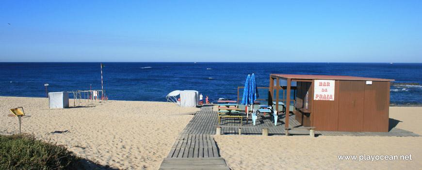 Bar, Praia de Labruge Beach