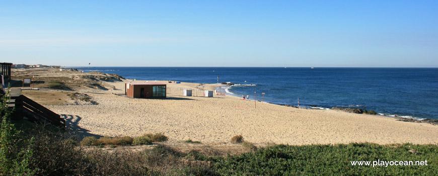 Praia de Labruge Beach