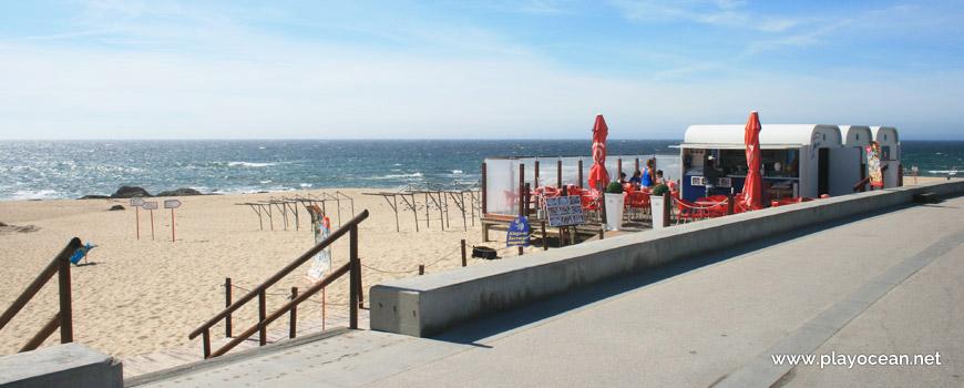 Bar, Praia da Ladeira Beach