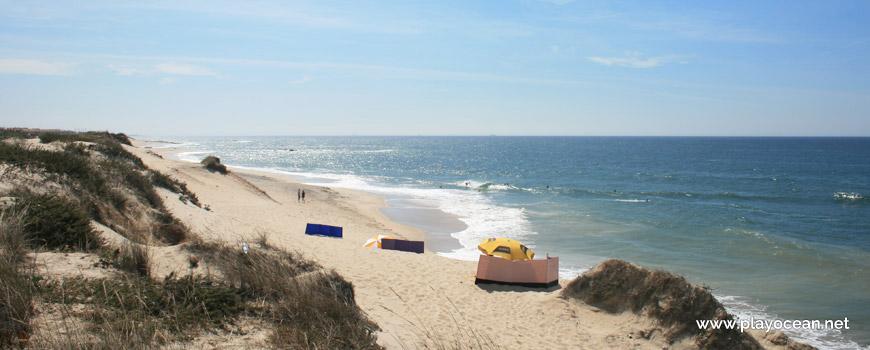 Sul da Praia de Mindelo (Sul)