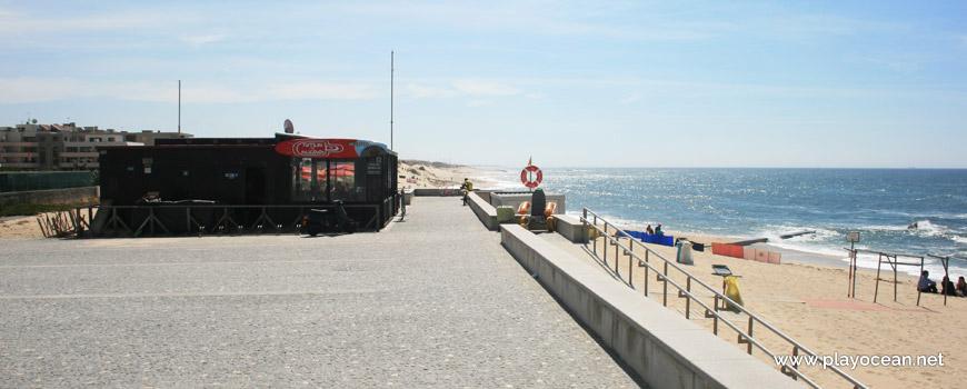 Bar, Praia de Mindelo Beach
