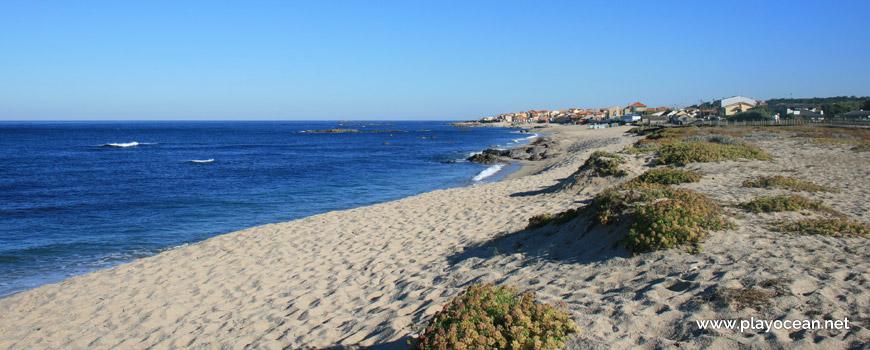 North of Praia de Moreiró (North) Beach