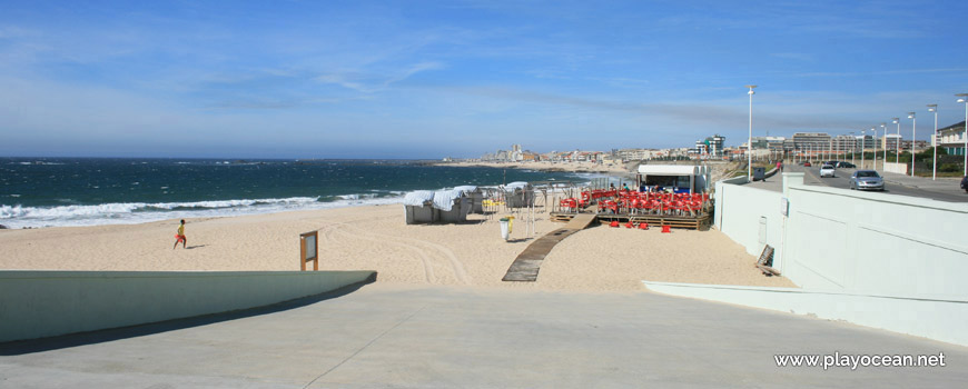 Ramp at Praia da Olinda Beach