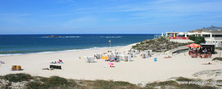 Praia do Pinhal dos Eléctricos Beach