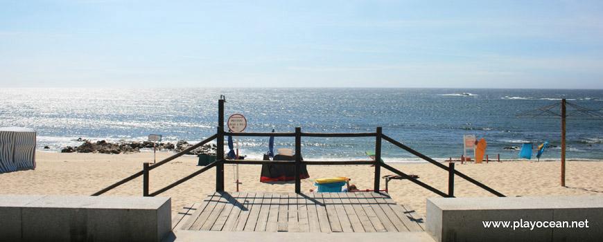 Sea at Praia do Pôr do Sol Beach
