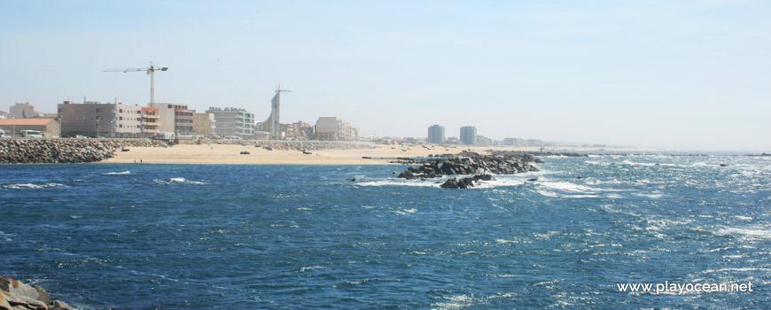 Panoramic of Prainha Beach
