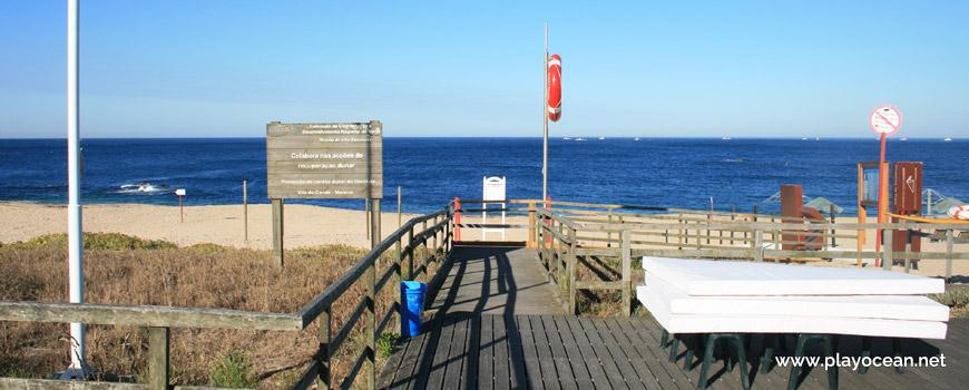 Access to Praia de São Paio Beach