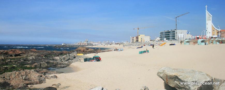 Norte da Praia do Senhor dos Navegantes